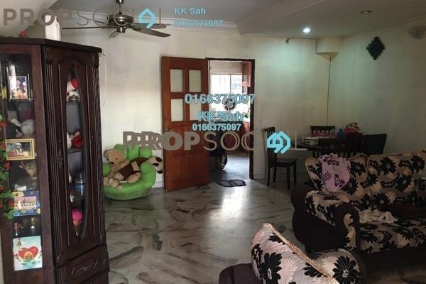 For Sale Terrace at Taman Pendamar Indah 2, Port Klang Freehold Semi Furnished 3R/2B 335k