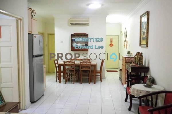 For Sale Condominium at Cemara Apartment, Bandar Sri Permaisuri Freehold Unfurnished 3R/2B 325k