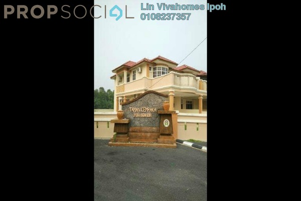For Sale Terrace at PR1MA Homes @ Bagan Serai, Bagan Serai Freehold Semi Furnished 4R/3B 320k