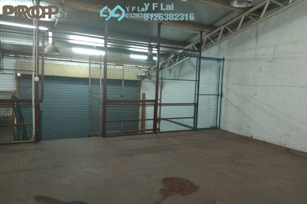 For Sale Factory at Taman Industri Bolton, Gombak Freehold Semi Furnished 2R/2B 1.35m
