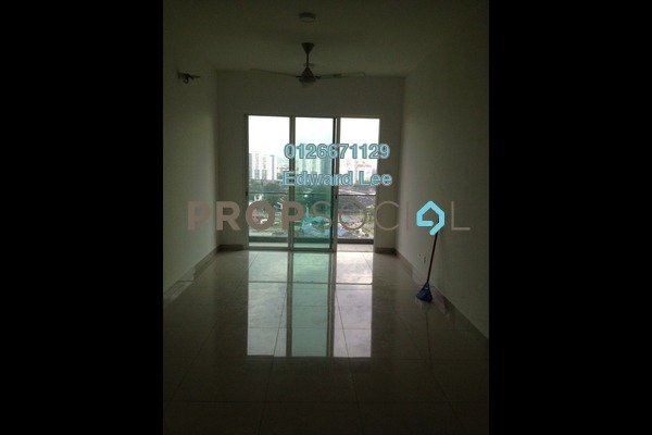For Rent Condominium at Mercury Serviced Apartment @ Sentul Village, Sentul Freehold Semi Furnished 3R/2B 1.45k