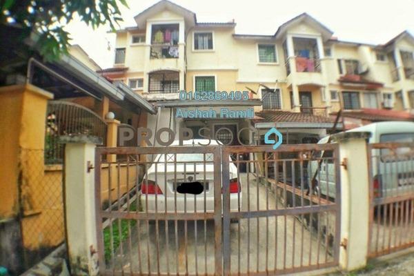 For Sale Townhouse at Taman Kajang Perdana, Kajang Freehold Unfurnished 3R/3B 280.0千