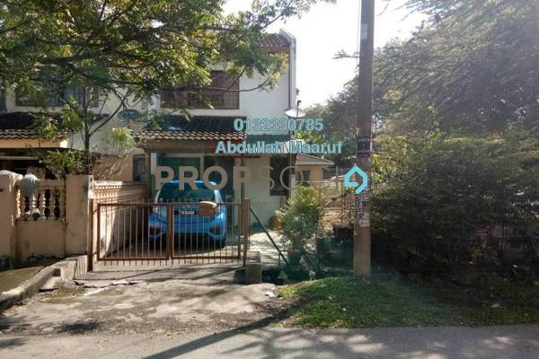 For Sale Terrace at Pandan Jaya, Pandan Indah Leasehold Semi Furnished 3R/2B 900k