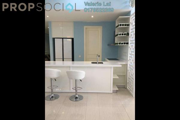 For Rent Condominium at Reflection Residences, Mutiara Damansara Freehold Fully Furnished 3R/3B 4k