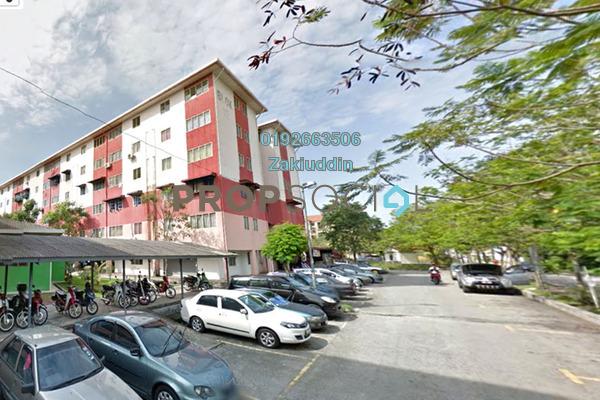 For Sale Apartment at Subang Hijauan, Subang Freehold Unfurnished 3R/2B 110k