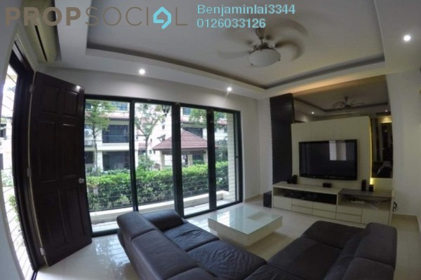 For Rent Terrace at Nadia, Desa ParkCity Freehold Semi Furnished 4R/4B 5.5k