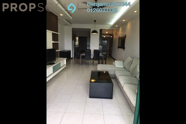 For Rent Condominium at Nadia, Desa ParkCity Freehold Semi Furnished 4R/3B 3.2k