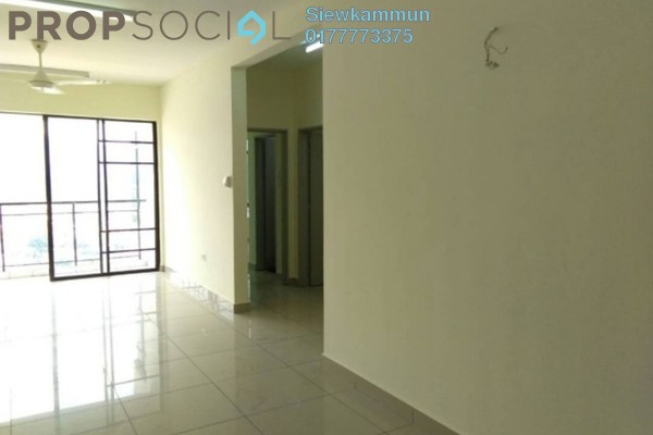 For Rent Condominium at One Damansara, Damansara Damai Freehold Semi Furnished 3R/2B 1.2k