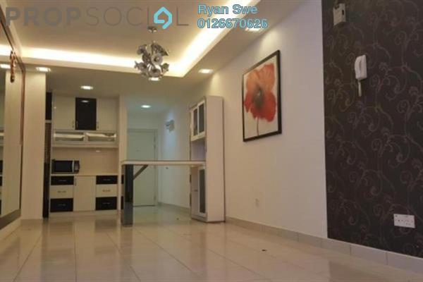 For Sale Condominium at Kelana Puteri, Kelana Jaya Freehold Semi Furnished 3R/2B 428k