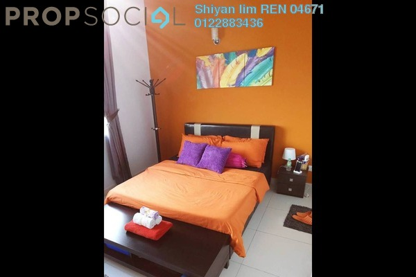 For Rent Condominium at Vue Residences, Titiwangsa Freehold Fully Furnished 0R/1B 2.1k