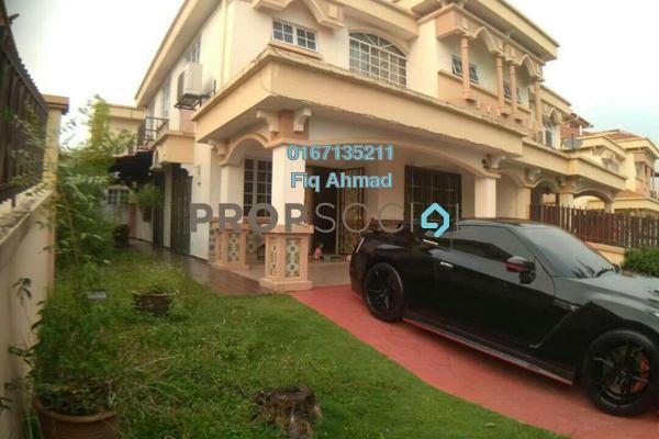 For Sale Semi-Detached at D'Kayangan, Shah Alam Freehold Semi Furnished 5R/4B 1.18m