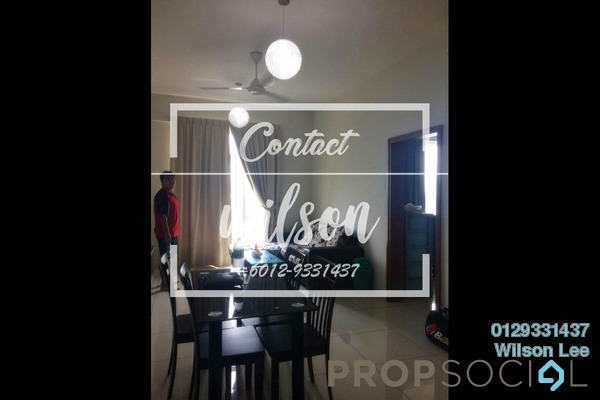 For Rent Condominium at Royal Regent, Dutamas Freehold Fully Furnished 3R/2B 2.3k