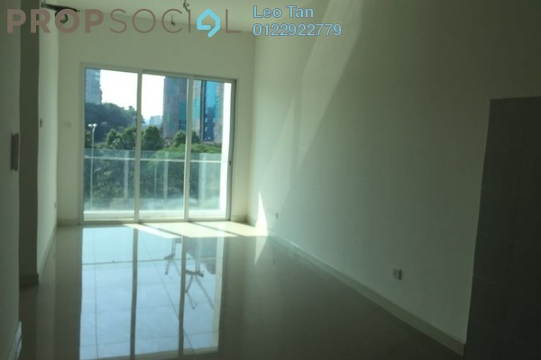 For Sale Condominium at Desa Green Serviced Apartment, Taman Desa Freehold Semi Furnished 2R/2B 524k