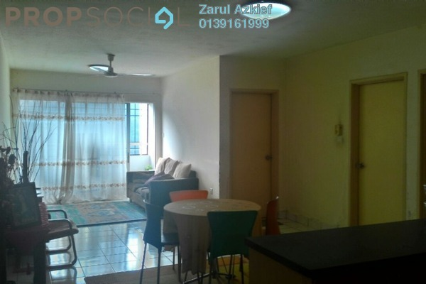 For Sale Apartment at Flora Damansara, Damansara Perdana Freehold Unfurnished 3R/2B 220k