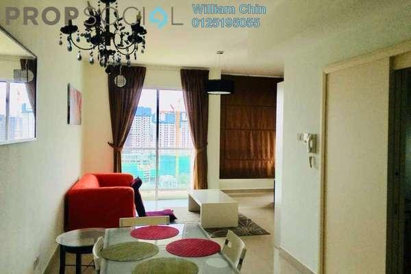 For Rent Condominium at Solaris Dutamas, Dutamas Freehold Fully Furnished 1R/1B 2.7k