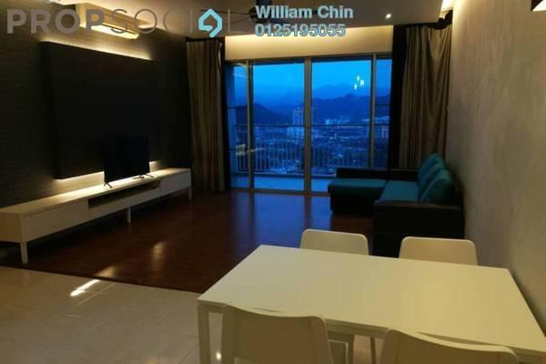 For Rent Condominium at Riana Green East, Wangsa Maju Freehold Fully Furnished 3R/3B 3.1k