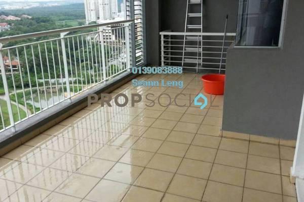 For Rent Condominium at I Residence, Kota Damansara Freehold Fully Furnished 3R/2B 2.7k