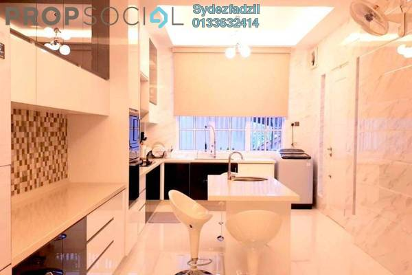 For Sale Semi-Detached at Section 7, Shah Alam Freehold Semi Furnished 6R/4B 2.5m