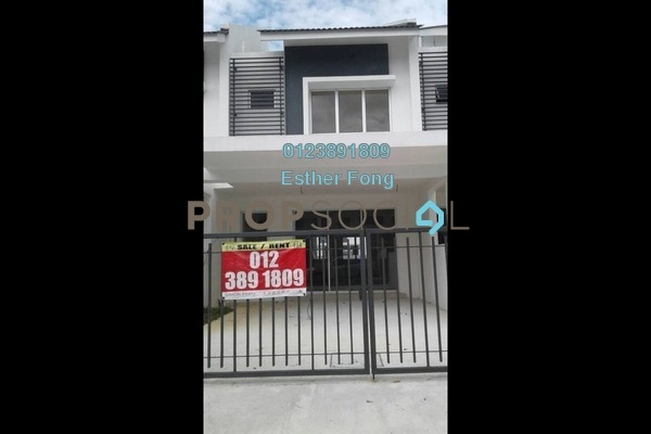 For Rent Terrace at Bandar Country Homes, Rawang Freehold Semi Furnished 4R/3B 900translationmissing:en.pricing.unit