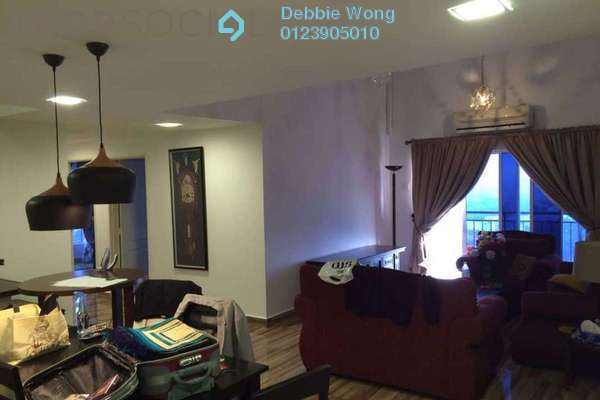 For Rent Duplex at Windsor Tower, Sri Hartamas Freehold Fully Furnished 3R/2B 4k