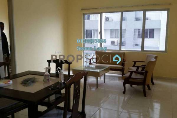 For Rent Condominium at I Residence, Kota Damansara Freehold Fully Furnished 3R/2B 2.2k
