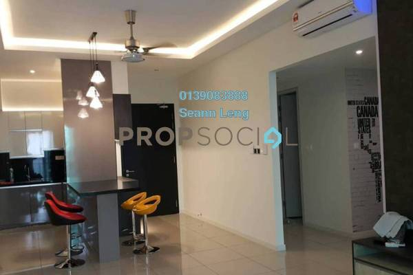For Rent Condominium at Sunway GEO Residences, Bandar Sunway Freehold Fully Furnished 2R/2B 3.2k