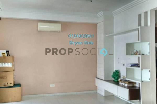 For Sale Terrace at Taman Sri Mewah Indah, Batu Maung Freehold Semi Furnished 4R/3B 920k