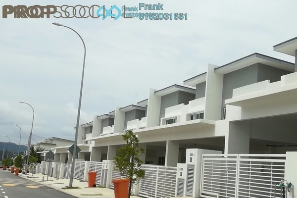 For Rent Terrace at Dextora, Bandar Sri Sendayan Freehold Unfurnished 4R/4B 1.7k