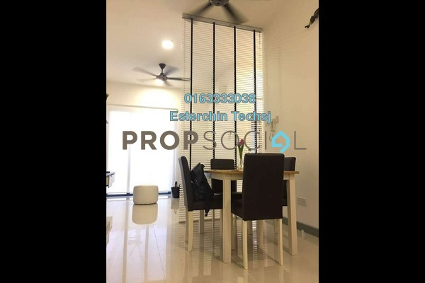 For Rent Serviced Residence at South View, Bangsar South Freehold Fully Furnished 2R/2B 2.8k