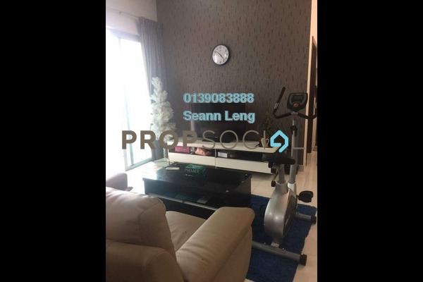For Rent Condominium at Regalia, Putra Freehold Fully Furnished 2R/2B 3.2k
