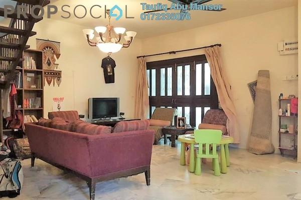 For Sale Terrace at Ukay Perdana, Ukay Freehold Unfurnished 4R/3B 950k