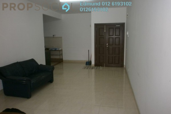 For Rent Condominium at Pelangi Utama, Bandar Utama Freehold Semi Furnished 3R/2B 1.95k