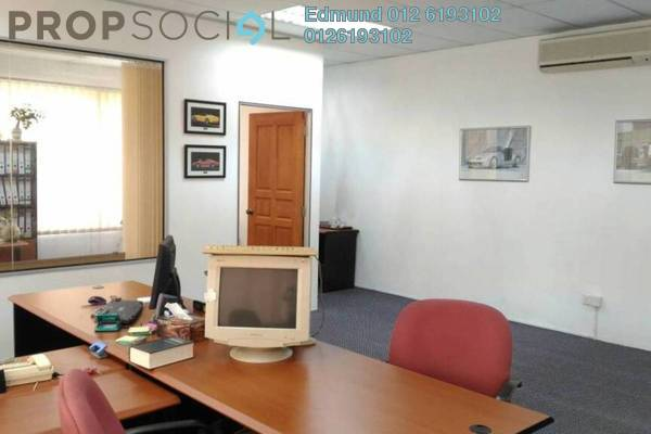 For Sale Office at Amcorp Tower, Petaling Jaya Freehold Semi Furnished 0R/0B 490k