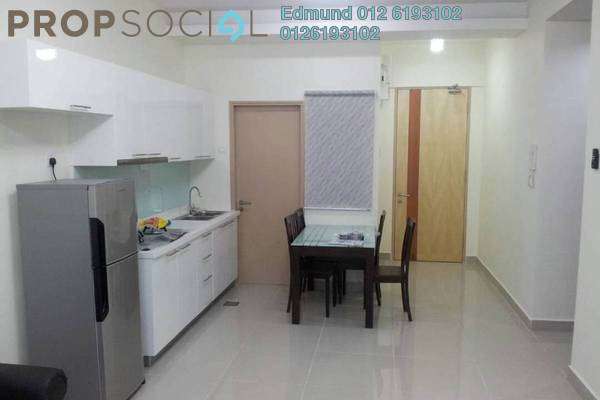 For Rent Condominium at Oasis Ara Damansara, Ara Damansara Freehold Fully Furnished 2R/0B 2.5k