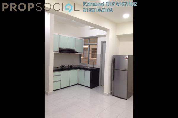 For Rent Condominium at Main Place Residence, UEP Subang Jaya Freehold Fully Furnished 1R/2B 1.8k