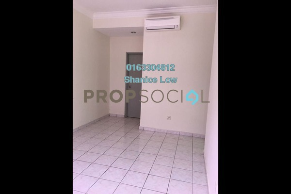 For Rent Apartment at Sri Camellia Apartment, Bandar Puteri Puchong Freehold Semi Furnished 3R/2B 1.2k