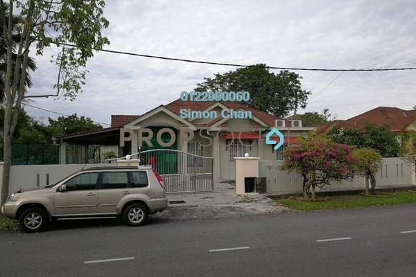 For Sale Bungalow at Pantai Sepang Putra, Sepang Freehold Semi Furnished 3R/2B 770k