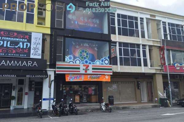 For Sale Shop at Perdana Heights, Sungai Petani Freehold Unfurnished 0R/3B 888k