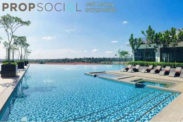 For Sale Condominium at BSP 21, Bandar Saujana Putra Freehold Unfurnished 3R/2B 545k