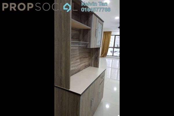 For Rent Condominium at Skycube Residence, Sungai Ara Freehold Unfurnished 3R/2B 1.2k