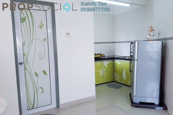For Rent Condominium at University Heights, Sungai Dua Freehold Fully Furnished 3R/2B 1.4k