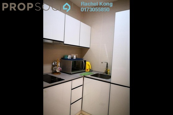 For Rent Condominium at Central Residence, Sungai Besi Freehold Fully Furnished 1R/1B 1.6k