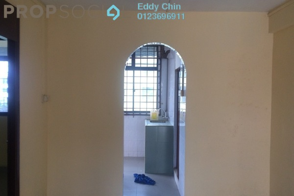 For Sale Apartment at Section 1, Wangsa Maju Freehold Semi Furnished 3R/2B 208k