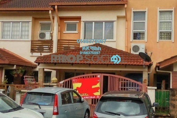 For Sale Terrace at Taman Sentosa, Klang Freehold Unfurnished 3R/1B 255k