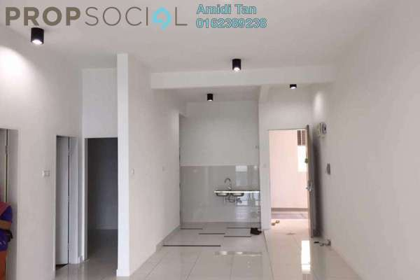 For Sale Condominium at Skypod, Bandar Puchong Jaya Freehold Semi Furnished 3R/2B 660k