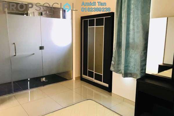 For Rent Condominium at Epic Residence, Bandar Bukit Puchong Freehold Fully Furnished 1R/1B 1.25k