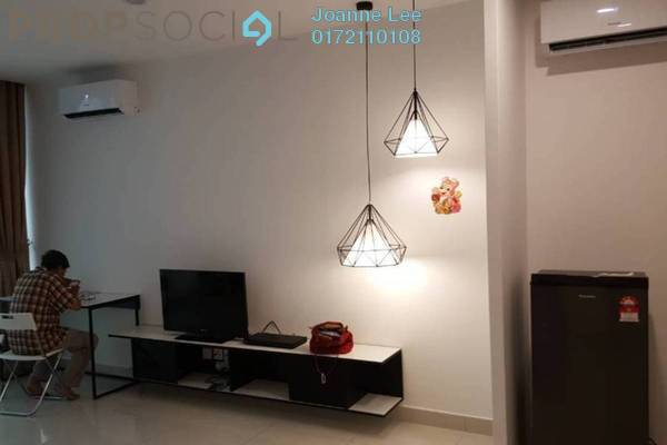 For Rent Condominium at Atria, Damansara Jaya Freehold Fully Furnished 1R/1B 1.6k