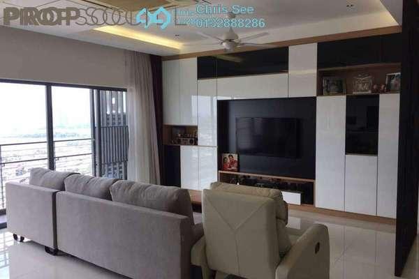 For Rent Condominium at Setia Walk, Pusat Bandar Puchong Freehold Fully Furnished 4R/4B 5k