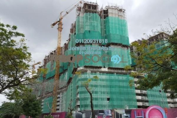 For Sale Condominium at H2O Residences, Ara Damansara Freehold Semi Furnished 3R/2B 599k