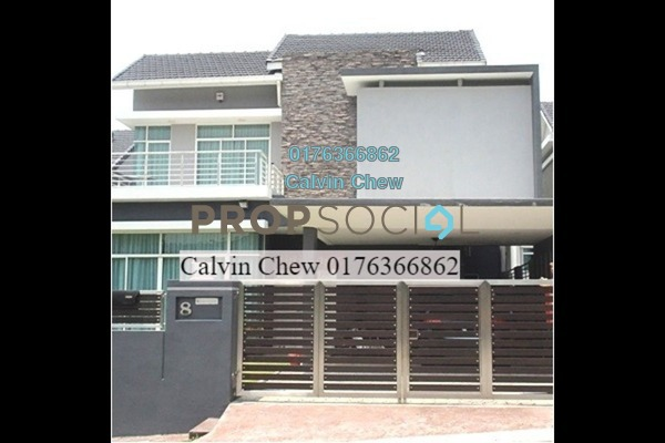 For Sale Semi-Detached at One Sierra, Selayang Freehold Unfurnished 6R/5B 1.8m